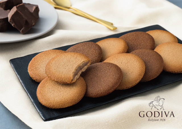 ゴディバ GODIVA チョコレートクッキー サブスク